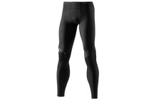 Skins A400 Men's Compression Long Tights black/yellow